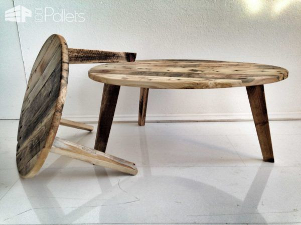 50 Creative Coffee Tables Made From Recycled Pallets For Your Inspiration • 1001 Pallets