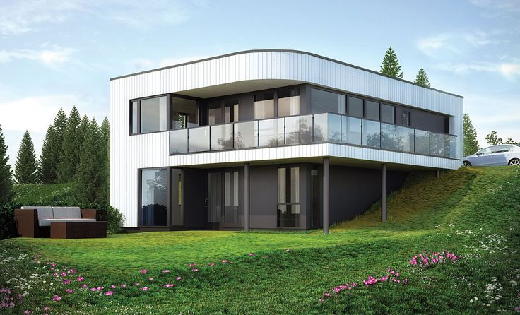 Panorama - funkisbolig med god plass | Norgeshus