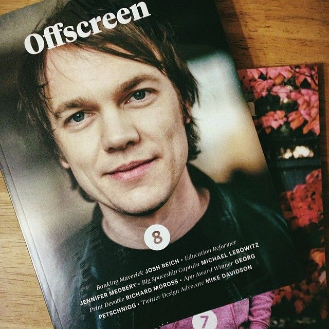 Offscreen Magazine #7 + #8