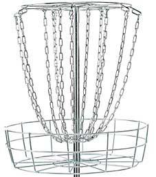 M-14 Portable Disc Golf Practice Basket. $150.00