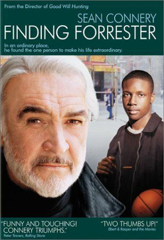 Finding Forrester -excellent movie and acting by both leading characters.