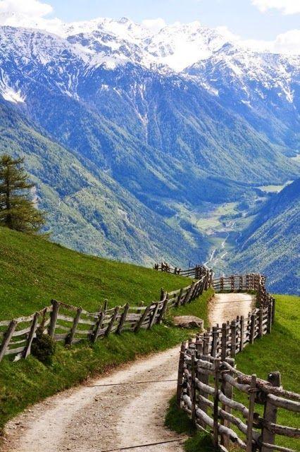 The German Alps