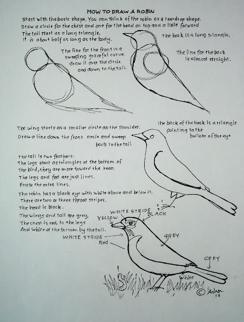 How to Draw Worksheets for Young Artists
