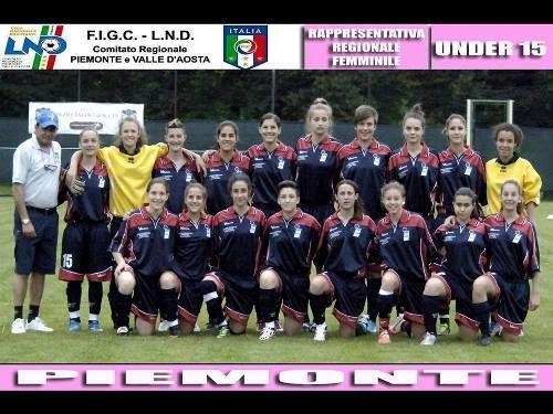 Rappresentativa Under 15 Piemonte