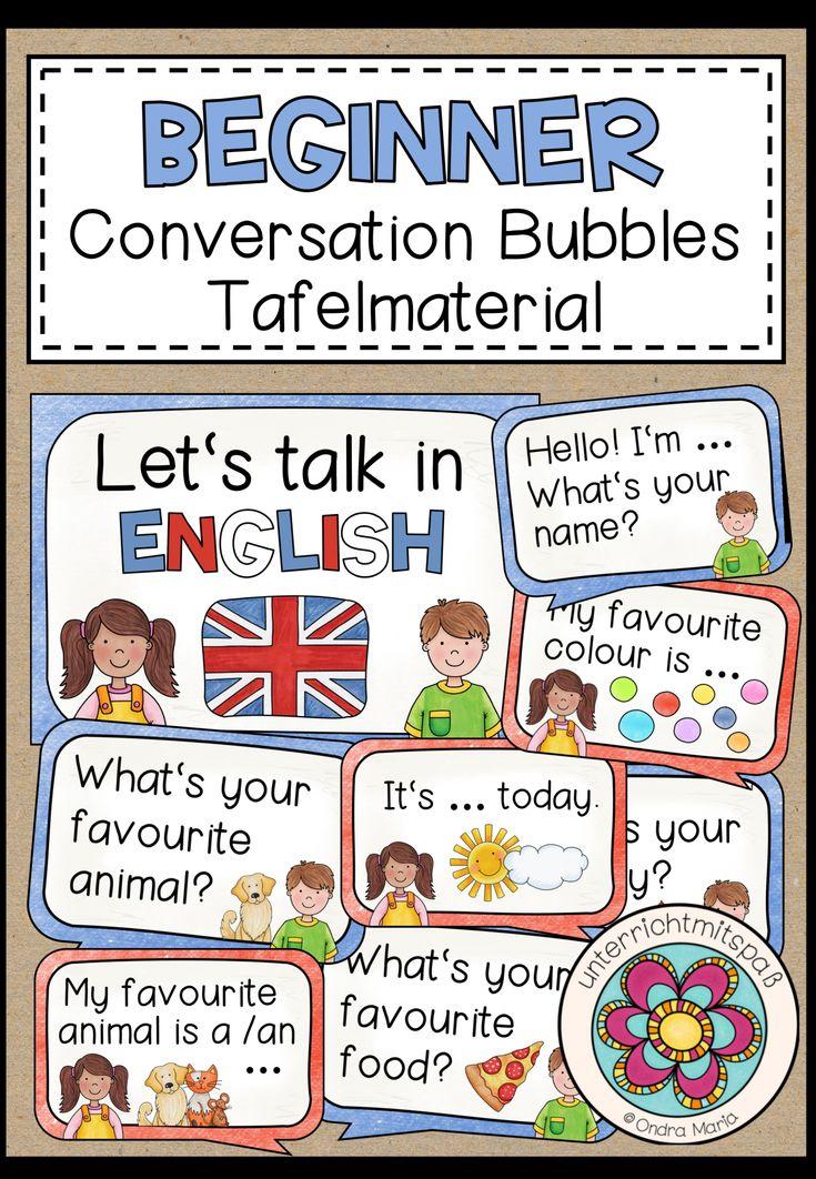 Kennenlernen im englischunterricht