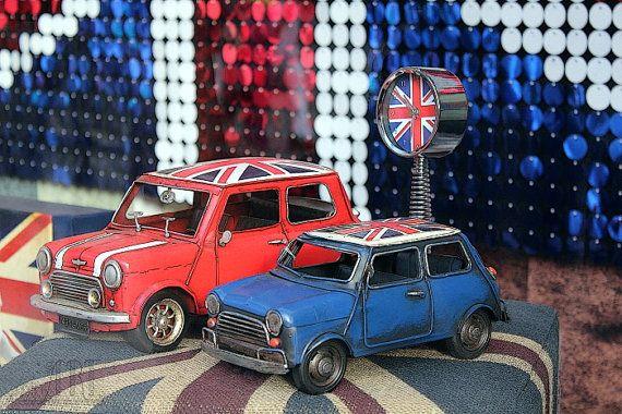 Austin Morris Mini modern wall decoration by ParisDecorPrints