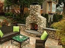 28 best outdoor fireplace images on Pinterest | Backyard ideas ...