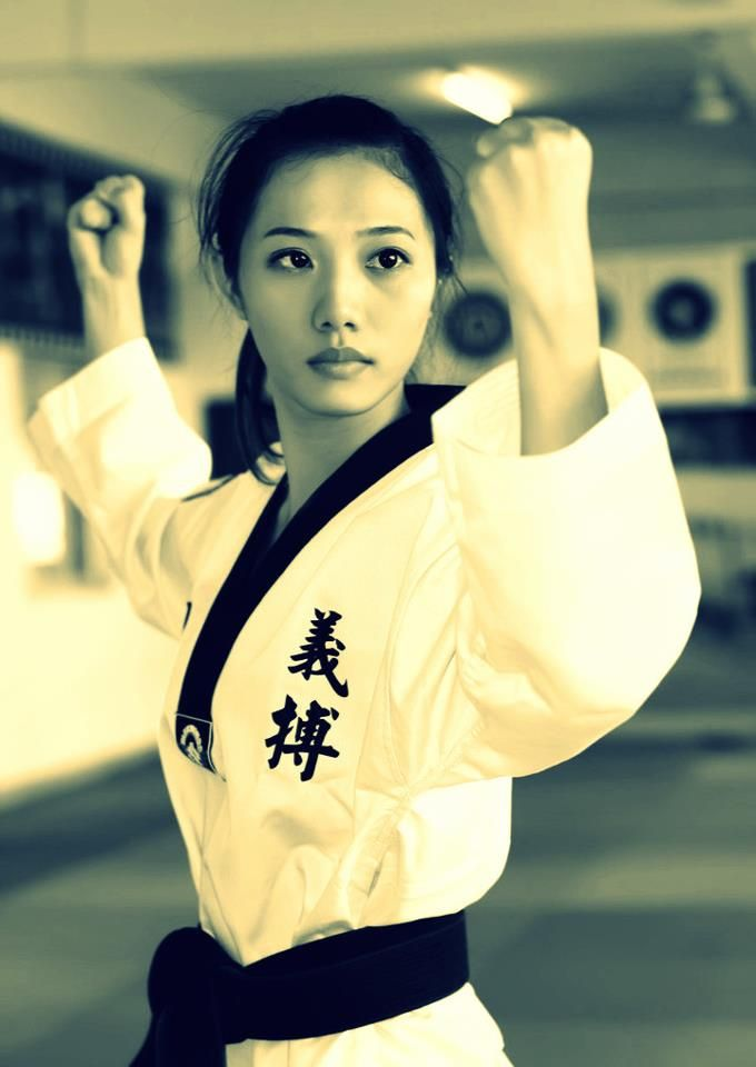 Female single dating taekwondo
