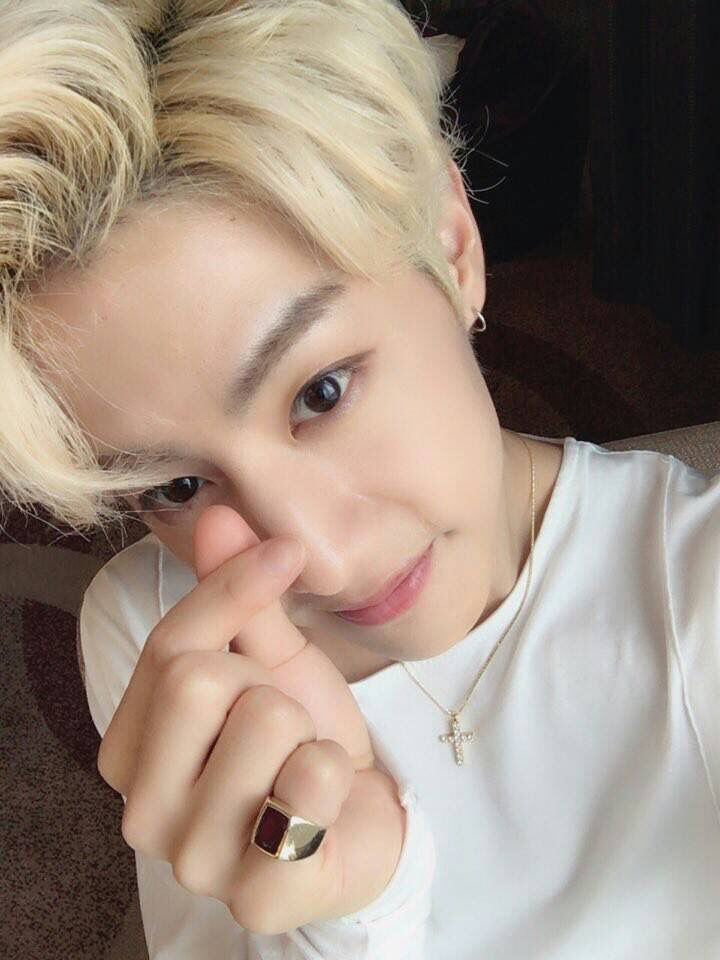 MARK TUAN • SELCA • GOT7 • 2016