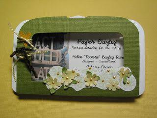 Paper Bagley