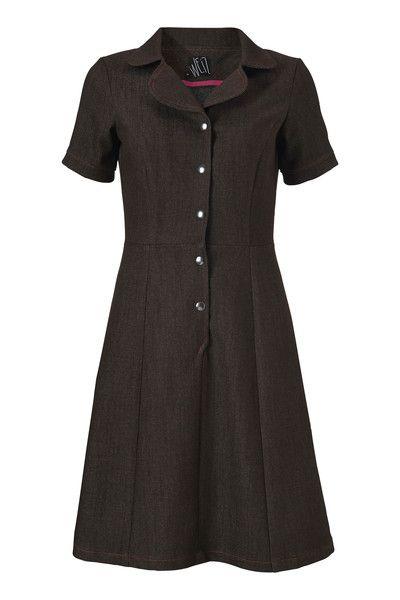 Loretta kjolen er bare en rigtig Weiz Cph succes, og det er ikke svært at se hvorfor. Den sidder perfekt, modellen er tidsløs og nem at dresse op og ned.