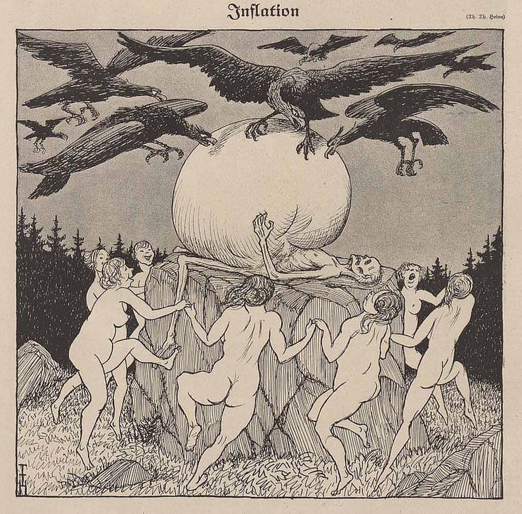 Por Thomas Theodor Heine vía monsterbrains.blogspot.com.es