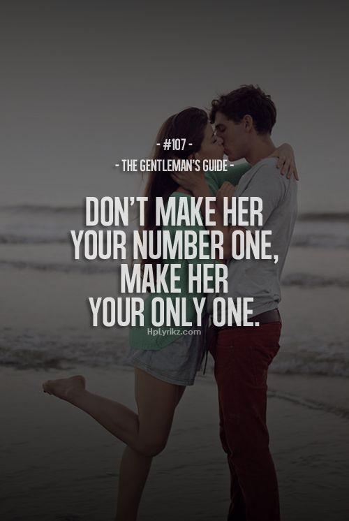 The Gentleman's Guide #107