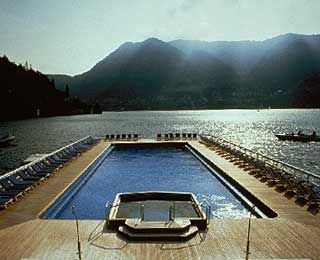 Top Hotel Swimming Pool Views: Villa D'Este