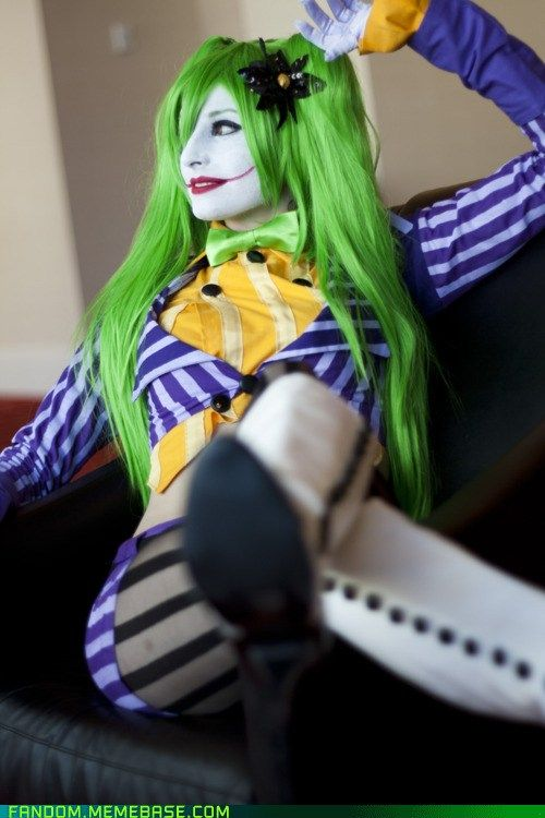 Lady Joker?!
