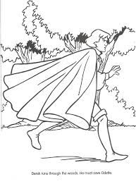 Billedresultat for The Swan Princess Colouring Pages