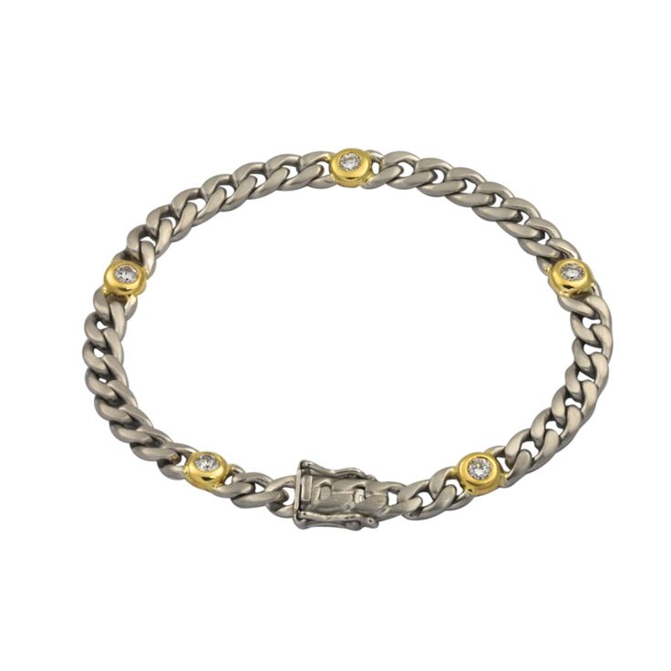 #panzerarmband #Armband #Platin #gelbgold #brillant #schmuckkontor #Bonn #Koblenz #siegburg