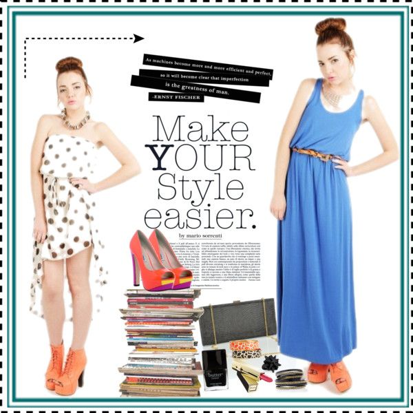 Make your style easier