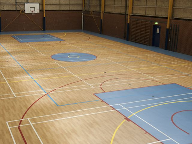 Sacre Coeur College Gym