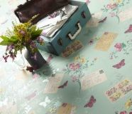Buy Sophie Conran 'Postcards Home' wallpaper in Canada & USA at http://www.finestwallpaper.com