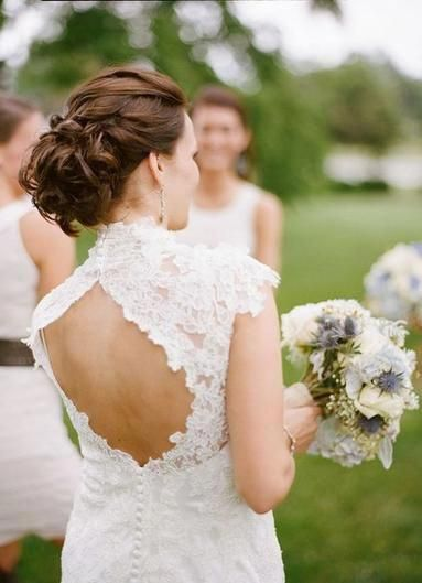 15 Wedding Hairstyles For Long Hair | Beauty High #sideUpdos
