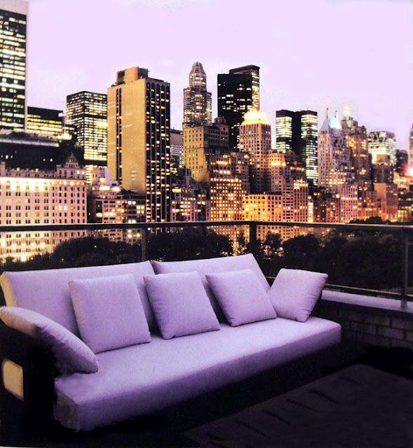 Manhattan apartment in French Vogue