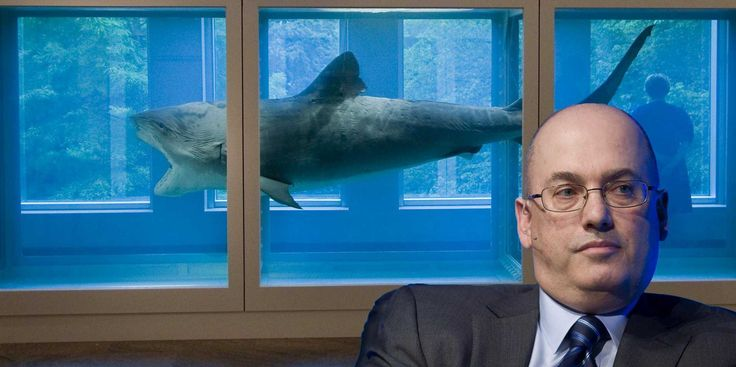 The incredible toys of hedge fund billionaire Steve Cohen
