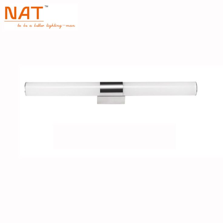 Find More Wall Lamps Information About New 8w 40cm Long White LED Acrylic Bathroom Mirror Lighting