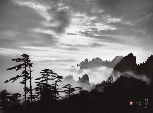 Tchan Fou-li - Dawn Light, 1962.
