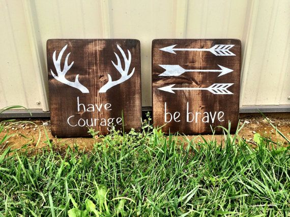 Hey, I found this really awesome Etsy listing at https://www.etsy.com/listing/238917451/rustic-nursery-decor-deer-decor-be-brave