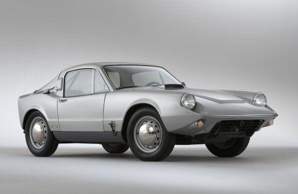 SAAB (Sweden) 97 (Sonett II) 1969