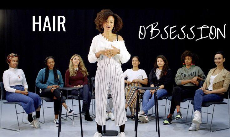 L'OBSESSION DE CHEVEUX CHEZ LES FEMMES   – Cheveux crépus frisés bouclés