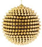 CANVAS Gold Spike Ball Ornament, 120-mm | Canadian Tire