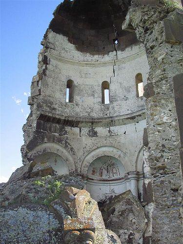 The Armenian St Pirkitch Church (Redeemer), Ani, Kars  -