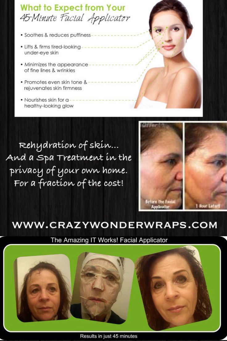 I'm doing a drawing for a COMPLETELY FREE Facial Applicator.  No strings attached.   It's a Spa Treatment in the privacy of your home at a fraction of the cost.  Text me for your entry!!! 412-770-6513 www.crazywonderwraps.com