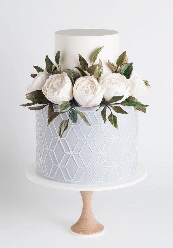Elegant #Hochzeit #Kuchen #von #Cake_ink   – Kuchen Rezepte