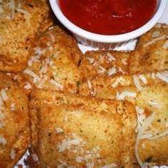 Air Fryer Fried Ravioli                                                                                                                                                     More