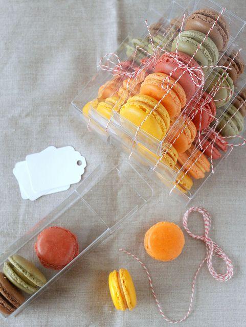 Packaging Macarons by TreatsSF, via Flickr