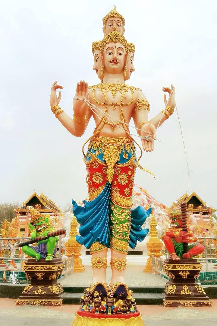 Watsangkaew Chiang Rai, Thailand