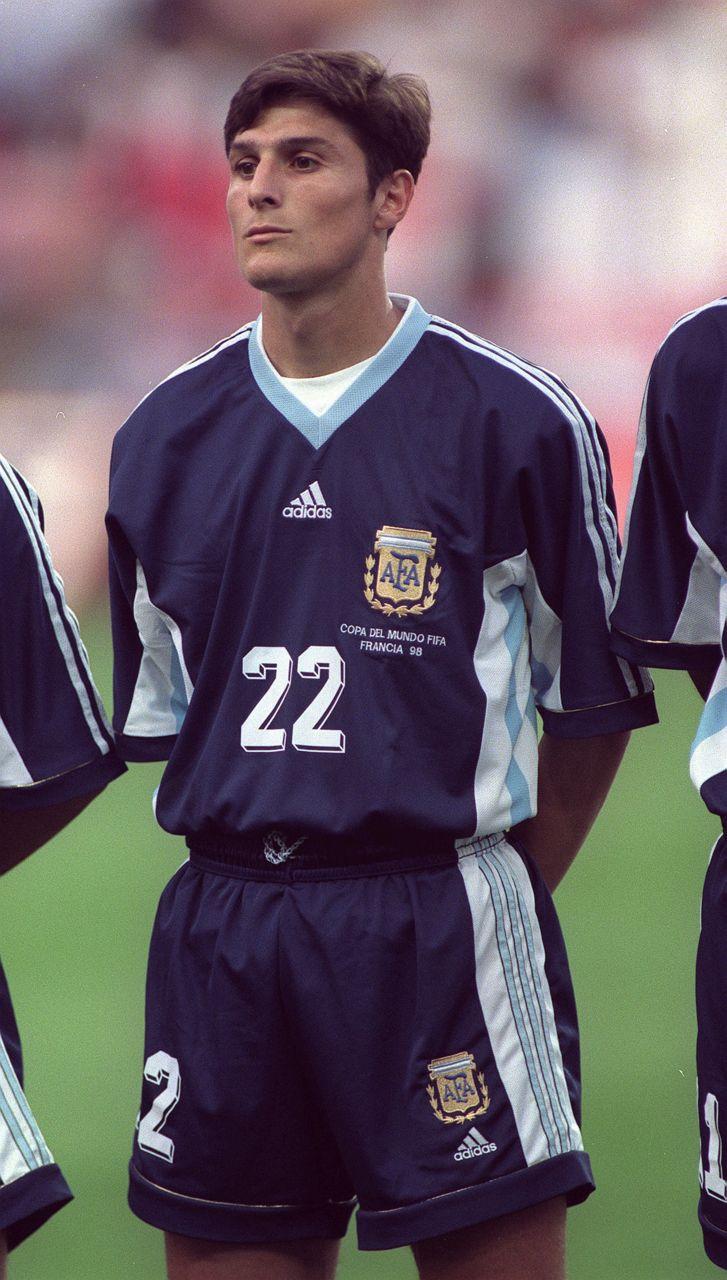 Javier Zanetti (Argentine)