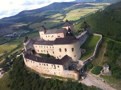 This is my famliy's castle!! - Krasna Horka, Slovakia