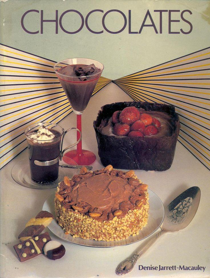 Chocolates - D. Jarret  Libro de Chocolates de D. Jarret