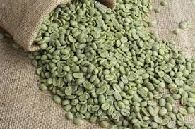 Whole Green Coffee Beans