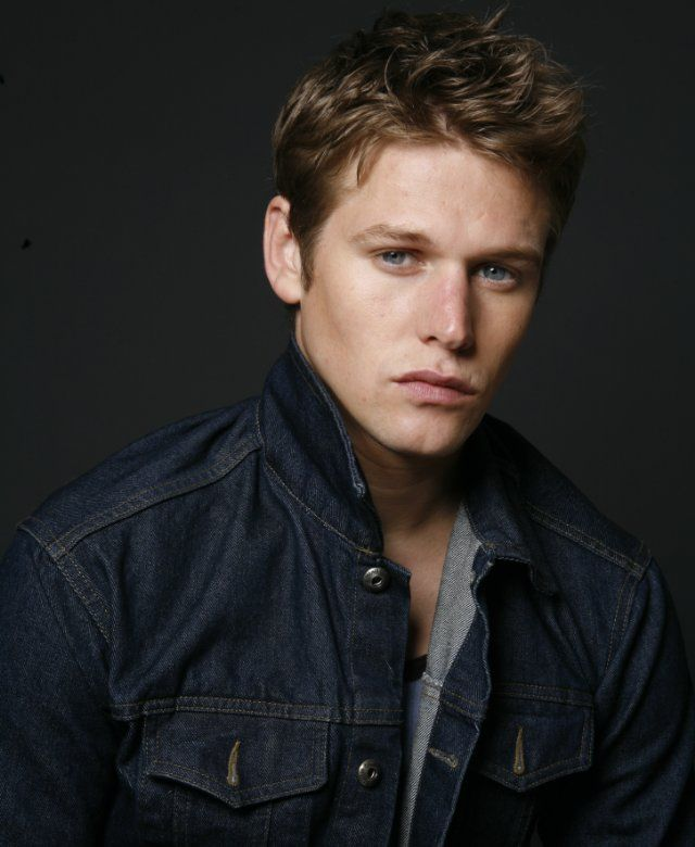 Zach Roerig from the Vampire Diaries