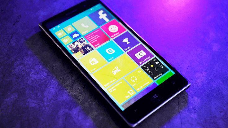 Windows 10 for Lumia Smartphones