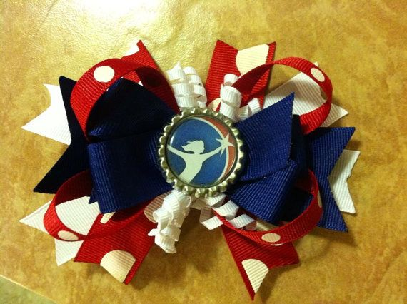 American Heritage Girls Boutique Bows www.etsy.com/shop/gritsngrace
