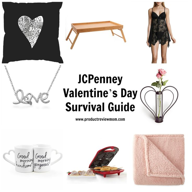 JCPenney Valentine's Day Survival Guide