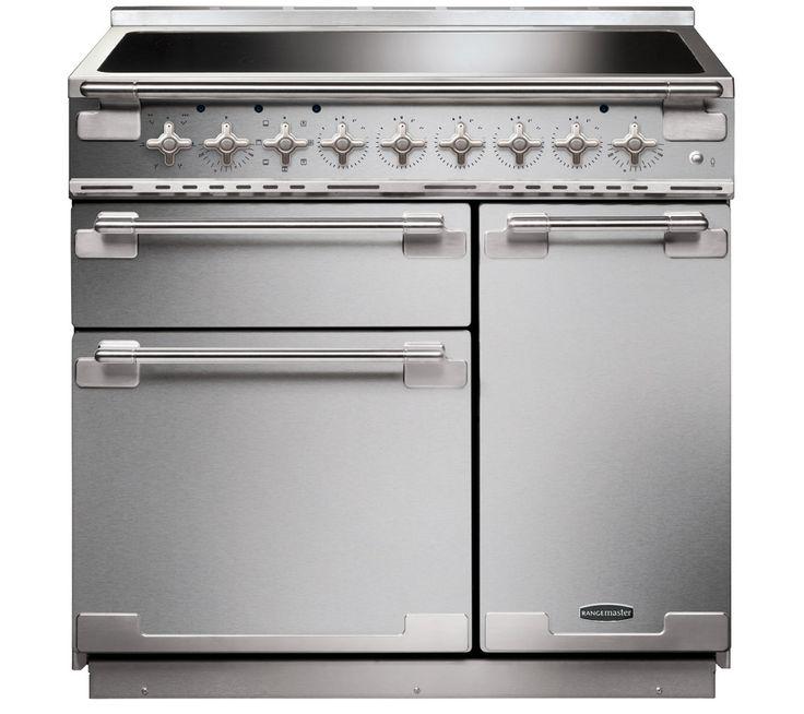 Freestanding Range Cookers Uk Part - 34: Elise 90cm Range Cooker - Induction Hobs | Rangemaster