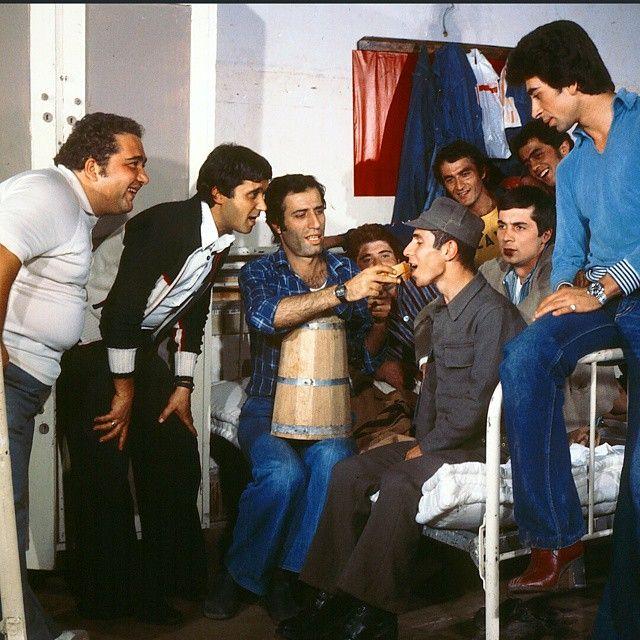 Feridun Şavlı, Halit Akçatepe, Kemal Sunal, Ahmet Arıman, Ahmet Sezerel / Hababam Sınıfı