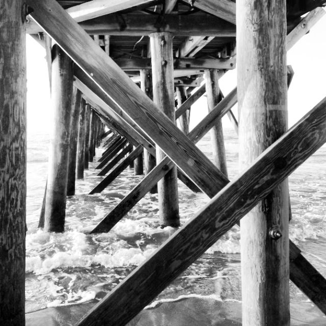 Isle of Palms Pier  Charleston, South Carolina | Isle of Palms Beach